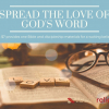 Spread the Love of God's Word